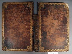 MUO-006002: Reges Tum Nobili: korice za knjigu