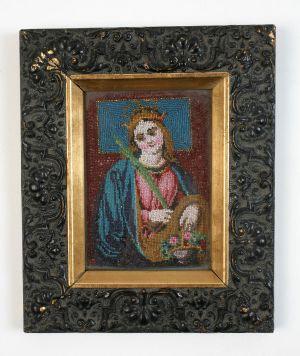 MUO-004644: Sv. Doroteja: posvetna slika