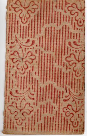 MUO-003604: Knjigoveški papir: papir