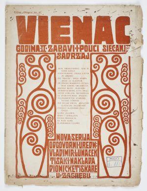 MUO-042624: VIENAC I / 911: časopis