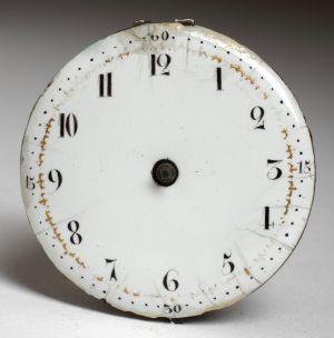 MUO-002456: mehanizam, brojčanik džepnog sata