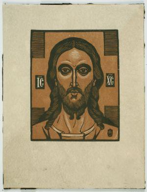 MUO-005170: Isus Krist: grafika