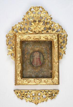 MUO-027040: Bogorodica s Isusom: posvetna slika