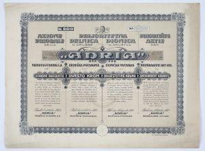 MUO-023273: Adria Fabbrica di birra S.A.: dionica