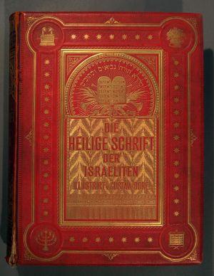 MUO-016952: Die Heilige Schrift der Israeliten: uvez knjige