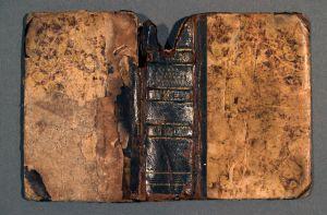 MUO-009186: Choix de chansoncanciennes et modernes: korice za knjigu