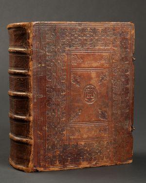 MUO-006785: Theologia moralis reverendi patris Anacleti Reiffenstuel, pars prima... Monachii Typis et impensis Henrici Theodori,  Anno MDCCXXVI: knjiga