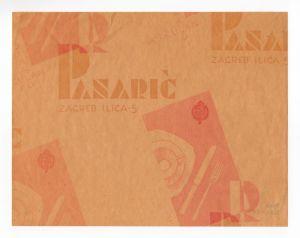 MUO-008304/59: R PASARIĆ: omotni papir