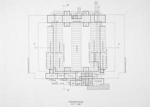 MUO-057504: Radionički centar za hendikepirane, Beč: arhitektonska studija