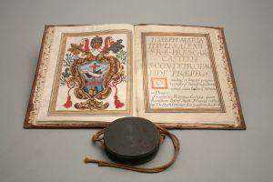 ZAG-0096: Doktorska diploma Atanasija Gvozdanovića, Coll. Urbano de Propaganda Fide u Rimu, 1774.: doktorska diploma