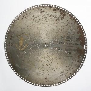 MUO-009817/16: Le billet-doux /The love-letter /Der Liebesbrief. (Ziehrer): ploča