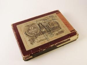 MUO-034878: Agfa Trockenplatten: kutija s poklopcem
