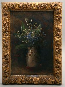 ZAG-0047: Cvijeće u vazi: slika
