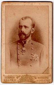 MUO-008345/45: Princ Rudolph von Habsburg: fotografija