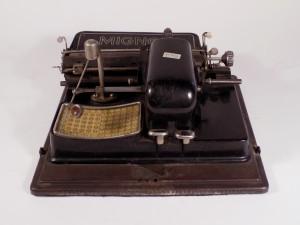 MUO-014703: MIGNON Model 4: pisaći stroj