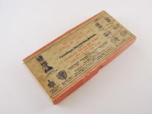 MUO-013351/01: Schering's Formalin-pastillen: kutija