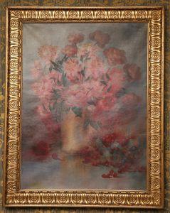 ZAG-0010: Cvijeće i trešnje: slika