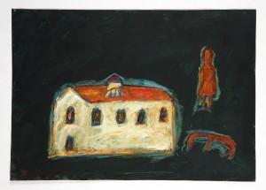 MUO-016520: Sv. Petar u Priku kod Omiša: slika