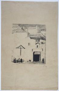 MUO-007717: Toledo: grafika
