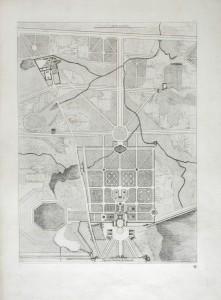 MUO-055697/04: Autre plan du Chateau de Versailles: grafika