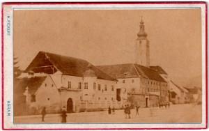 MUO-005551/15a: Zagreb - Kaptol: fotografija