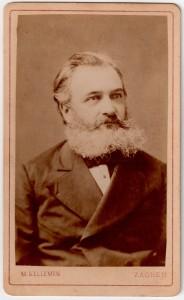 MUO-018134/06: Portret muškarca s bradom i brkovima: fotografija