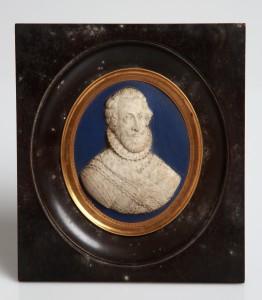 MUO-023685: Henri IV (francuski): plaketa