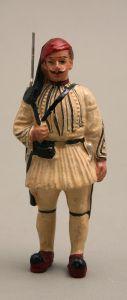 ZAG-0027: Grčki vojnik: skulptura