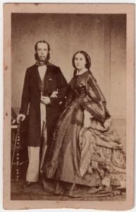 MUO-005609/20: Car Maximilian Habsburški i Charlotte: fotografija
