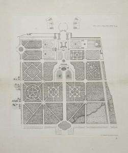 MUO-055697/03: Tlocrt dvorca Versailles: grafika