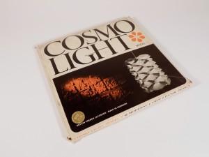 MUO-013935: COSMO LIGHT MODEL '5': svjetiljka