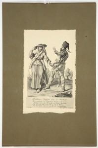 MUO-057018: Pandoure dansant avec sa Maitresse: grafika