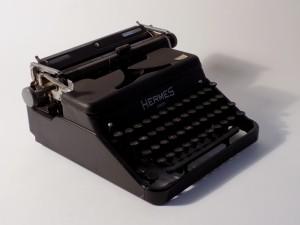 MUO-008532: Hermes 2000: pisaći stroj