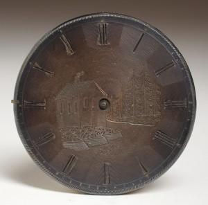 MUO-013489: mehanizam, brojčanik džepnog sata