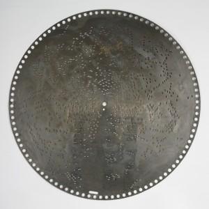 MUO-009407/03: Hunyadi lászló induló: ploča