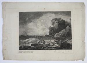 MUO-004761: Brodolom u oluji: grafika