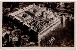 MUO-008745/871: Split - Dioklecijanova palača: razglednica