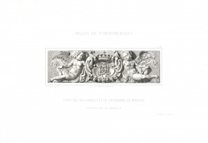 MUO-017168/02: Palais de Fontainebleau: grafika