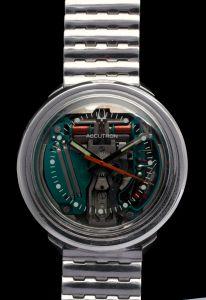 MUO-049452: Bulova Accutron Spaceview: ručni sat
