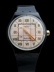 MUO-032023: Musicall Swatch Ovation: ručni sat