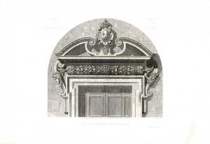 MUO-017168/03: Palais de Fontainebleau: grafika