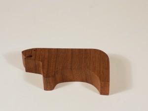 MUO-012899/04: L'altalena - medvjed: igračka