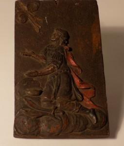 MUO-000286: Žrtva Abrahamova: reljef