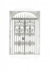 MUO-017168/04: Palais de Fontainebleau: grafika