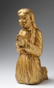 MUO-016135: Anđeo adorant: kip