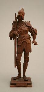 ZAG-0029: Figura viteza: skulptura