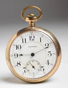 MUO-047271: Waltham: džepni sat