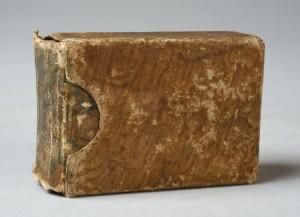 MUO-006585: Rukopisna knjižica: bilježnica