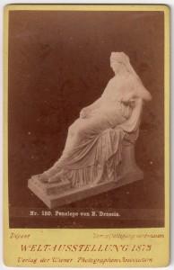 MUO-006094/16: Penelopa - Svjetska izložba u Beču 1873: fotografija