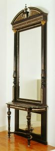 MUO-012237/07: konzolno ogledalo